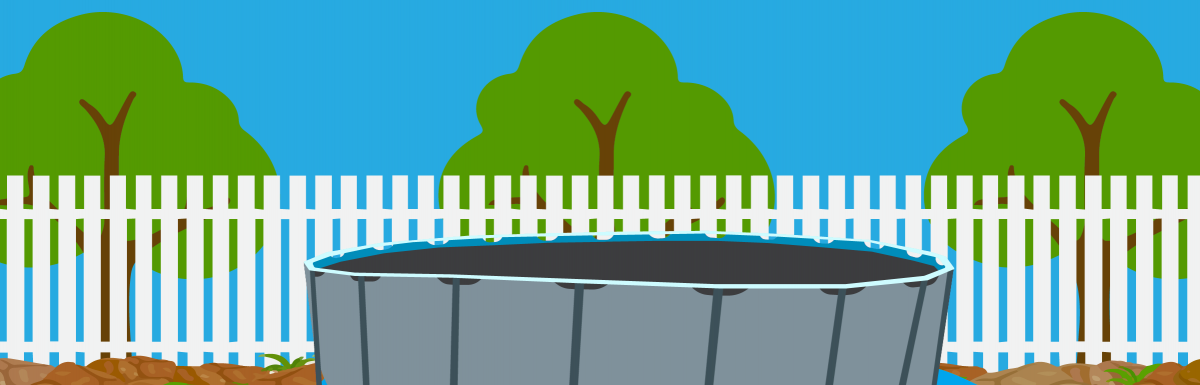 How to Set Up Above Ground Pool on Unlevel Ground